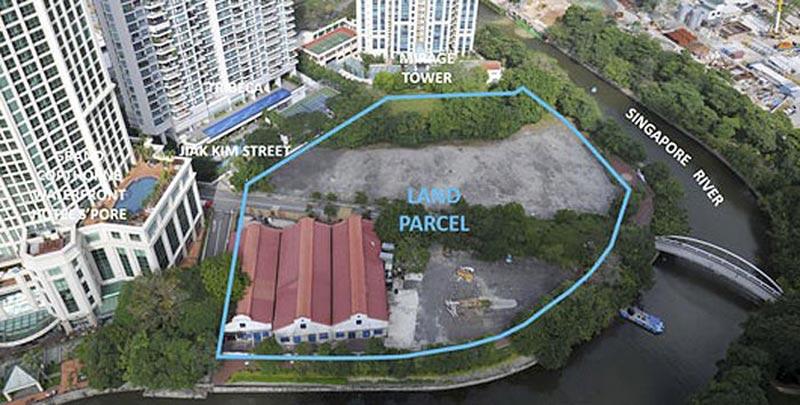 Fraser Residence at Jiak Kim Street Site